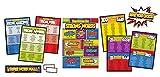 word choice charts - Carson Dellosa Super Power Super Word Choices Bulletin Board Set (110311)