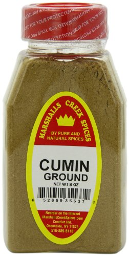 Marshalls Creek Spices Cumin Ground, 8 Ounce (Pack of 12) by Marshall's Creek Spices