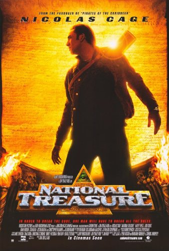 National Treasure Poster Movie