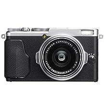Fujifilm  X70, 16 MP Digital Camera (Silver)