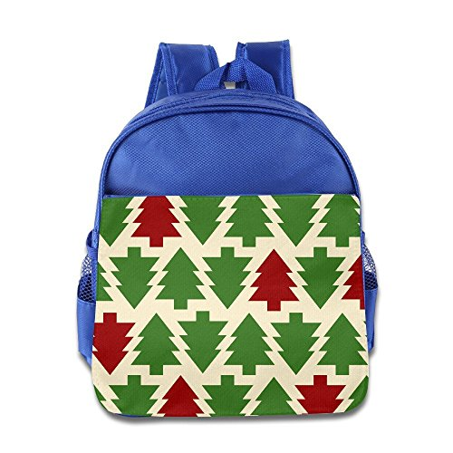 - LHQ's Christmas Tree Pattern Child's Nurse Elementary School Bag Backpacks Bookbag For Kids Boys Girls