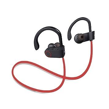 ... Bluetooth U8cancelacion de Ruido Auriculares inalambricos Resistentes al Sudor a Prueba de Agua IP68 para Correr ejercitar: Amazon.es: Electrónica