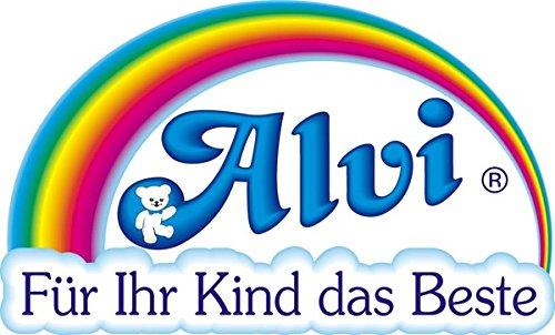 Alvi Beistellbettmatratze 50 cm x 90 cm x 4 cm Baby Matratze für