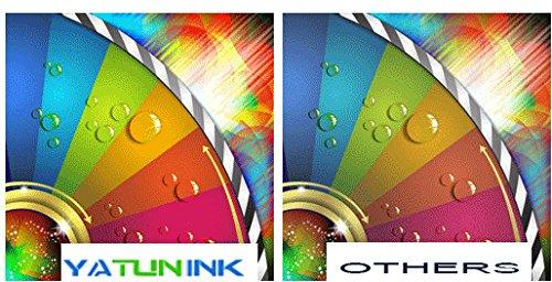 YATUNINK 10 Pack 564XL Ink Cartridges (2BK/2PBK/2C/2M/2Y) Plus 564XL 5-Slot Printhead Replacement564XL564 For Photosmart Plus B210 Premium C309 eStation C510 Series by Yatunink (Image #5)