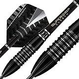 Harrows Noctis 90% Tungsten Steel Tip Darts - Bomb