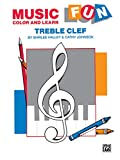 Music Fun Color and Learn: Treble Clef