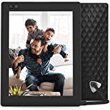 Nixplay Seed 8 Inch Digital WiFi Photo Frame W08D Black - Digital Picture Frame with IPS Display, Motion Sensor and 10GB Online Storage, Display and Share Photos with Friends via Nixplay Mobile App