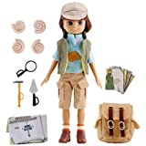 Lottie Doll Fossil Hunter| Best Fun Gift for empowering Kids Ages 3 & up