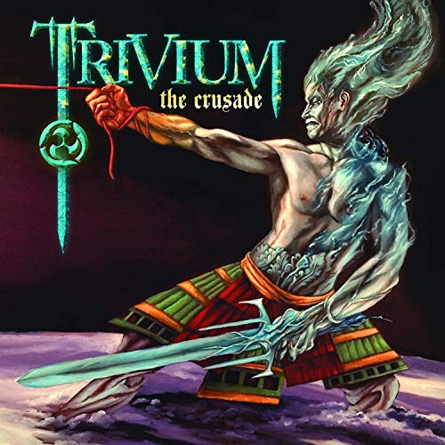 Crusade Explicit Electric Blue Vinyl