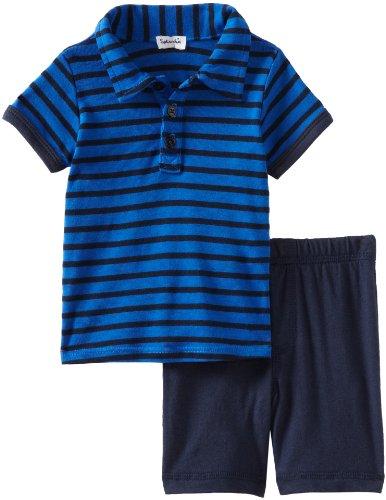 Splendid Littles Baby Boys' Florence Stripe Polo and Short Set