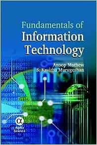 technology information fundamentals amazon books mathew anoop flip edition deepak front sample