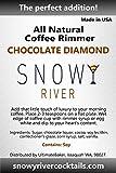 Snowy River Coffee Rimmer (Chocolate Diamond, 8oz)