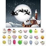 Baby Christmas Gift, 24PC Christmas Toys Mini