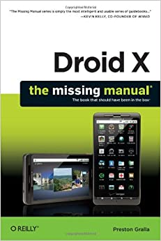 Book Droid X: The Missing Manual (Missing Manuals)