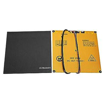 Plataforma Ultrabase de 220 x 220 x 5,5 mm con cama calefactada ...