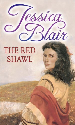 book cover of The Red Shawl