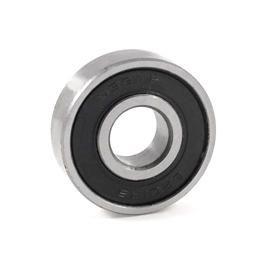 6201RS Shielded Deep Groove Ball Bearing 32mm x 12mm x 10mm Sourcingmap a13050600ux0298