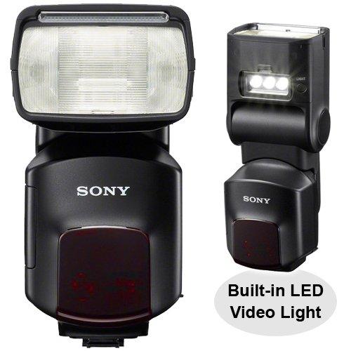 Sony Alpha A7 Digital Camera & 28-70mm FE OSS Lens with Sony HVL-F60M Flash + 64GB Card + Case + Battery + Tripod + Tele/Wide Lenses Kit