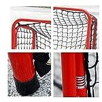 Porta-da-Calcio-Calcio-pieghevole-portatile-veloce-del-portone-del-tubo-del-ferro-Studente-durevole-e-flessibile-di-calcio-di-scopo-di-calcio-calcio-di-scopo-dellhockey-per-Allenamento-Partite-o-G
