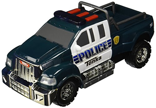 Tonka Rescue Force Police Pickup (Kids Tonka Trucks compare prices)