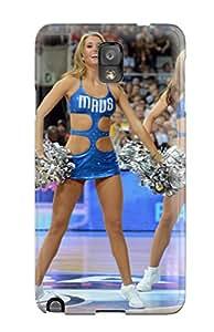 6205853K260758918 dallas mavericks cheerleader basketball nba NBA Sports & Colleges colorful Note 3 cases
