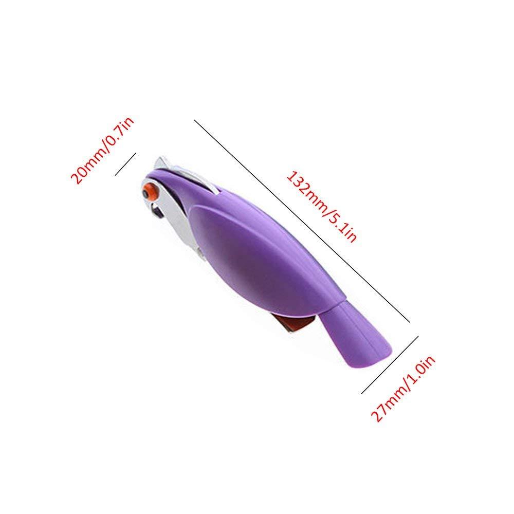 RoadRoma Forma del p/ájaro del abrebotellas del Vino Rojo del Acero Inoxidable para la p/úrpura del Aniversario de Boda