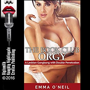 The Book Club Orgy Audiobook