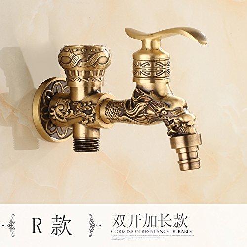 l'antica di rame unico mocio piscina lavatrice rubinetto speciale,t