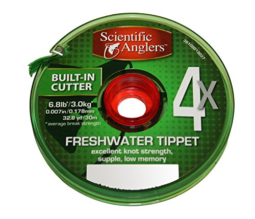 3M Scientific Anglers Freshwater Tippet Line, 4X