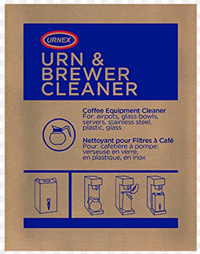 Urnex Original Urn And Brewer Cleaner, 10 - 1oz Packets ()