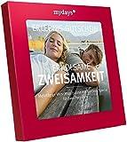 mydays Hotel-Gutschein | ERHOLSAME ZWEISAMKEIT | 4 Übernachtungen für 2 Personen | über 110 Hotels | Inklusive Geschenkbox