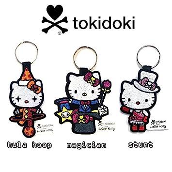 Tokidoki X Sanrio Hello Kitty Llavero - circo colección ...