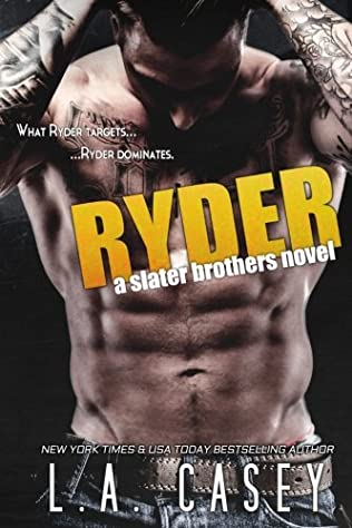 book cover of Ryder