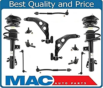 Control Arm Suspension Kit New Front Right-and-Left Lower LH /& RH for Accord TSX