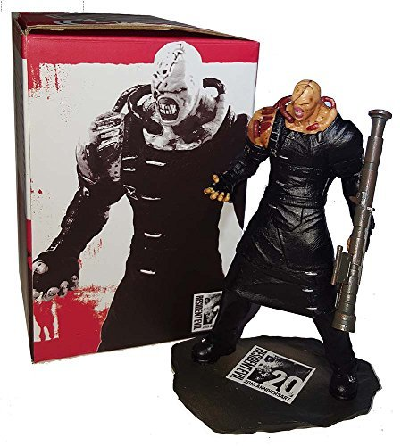 Nemesis Figure, Resident Evil, 20th Anniversary, CAPCOM,