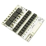 LOCHI 10 Cells 36V 40A Balance Lithium Protection PCB Board 18650 Battery Protection BMS PCB Board Electricity Component