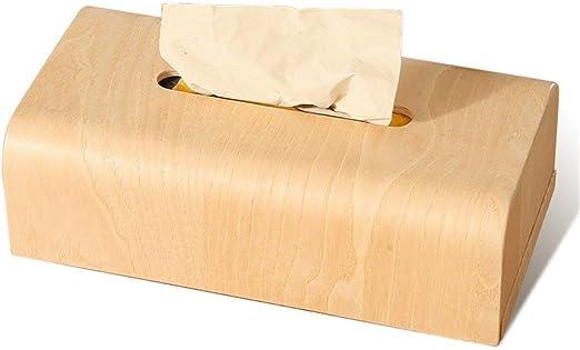 Chlyuan-hm Caja de pañuelos Caja de Papel Tejido de la Caja de ...