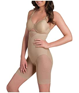 7b2e6c2b37 Back. Miraclesuit Sexy Sheer Extra Firm Control High-Waist Thigh Slimmer
