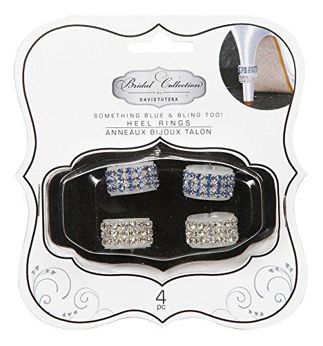 High Heel Crystal Rings Rhinestone