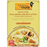 Kitchens of India Paste for Malabari Chicken Stew, 3.5 Ounce (Pack of 6) by Kitchens Of India