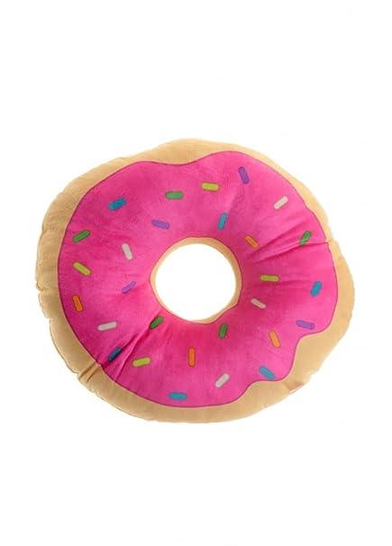 Cuscino A Forma Di Ciambella.Cuscini Fast Food A Forma Di Ciambella Donut