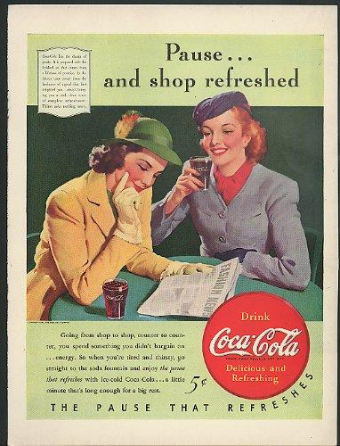 Ad Coke Soda - 2