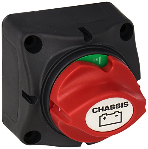 ParkPower 701CHRV Chassis Battery Master Switch