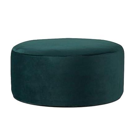 Strange Amazon Com Ajzgf Sofa Stool Round Ottoman Coffee Table Forskolin Free Trial Chair Design Images Forskolin Free Trialorg