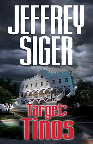 Aegean Olive - Target: Tinos (Chief Inspector Andreas Kaldis Series Book 4)