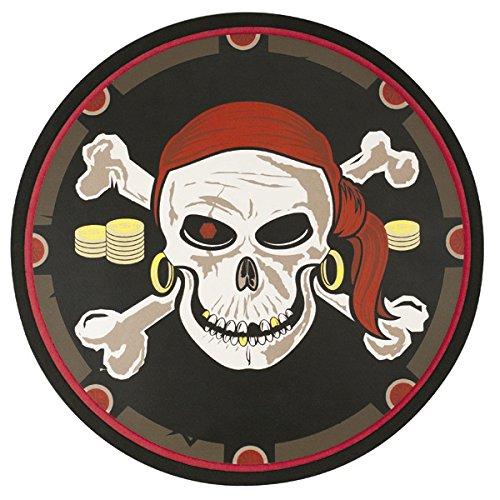 Le Coin des Enfants Le Coun historique des Enfants21628Pirate Shield jouet (Taille unique) Le Coun Des Enfants21628