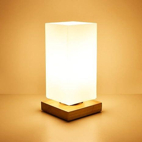 Mlshlf lamp Personalidad Creativa Protección Ojo Lámpara de Mesa ...