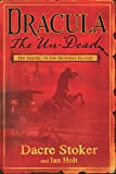 Book cover from Dracula the Un-Dead by Dacre Stoker