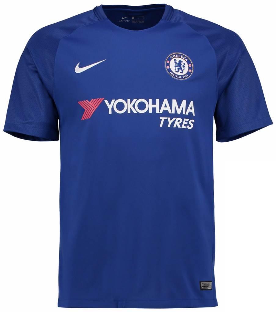 NIKE(ナイキ) チェルシーFC ホームユニフォーム 2017/18 Chelsea FC Home Shirt 2016/17 [並行輸入品] B078XTNT3B インポートL|8 バークリー / Barkley インポートL