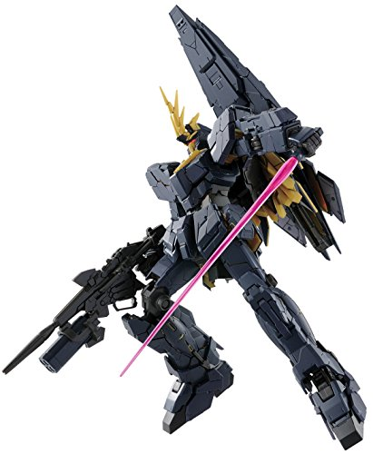 Bandai Hobby RG 1/144 Unicorn 02 Banshee Norn Gundam UC Figure Model Kit (Premium Unicorn Mode Box)